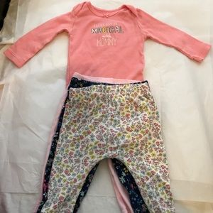 6 Months Baby Girl Outfits